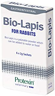 Protexin Bio-Lapis for Rabbits 2g Sachets - Pack of 6