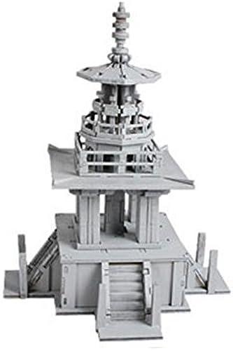 Desktop Wooden Model Kit Dabotap   YG421 by Young Modeler