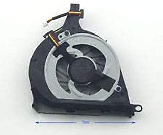 SWCCF CPU Fan for Toshiba Satellite L665-S5115 L655-S5096 L655-S5157 L655-S5075 L665-S5101 L655-S5150 L655-S5098 L655-S5099 S5157 S5158 S5160 S5163 S5165 S5168 S505 S5058 S5059 S506 S5060 S5061 S5062