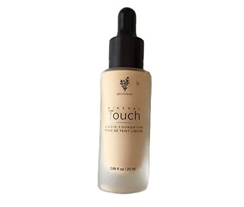 Younique Touch Mineral Liquid Foundation SCARLET - LIGHT WITH NEUTRAL UNDERTONES