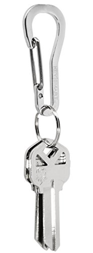KeySmart Belt Clip - Carabiner to Attach Your Keychain to Belt, Purse, Or Backpack