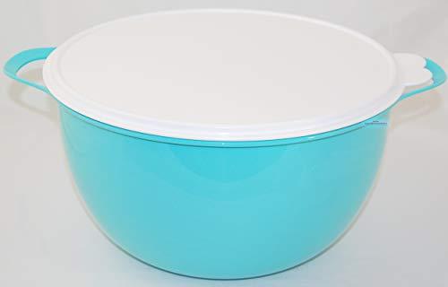 Tupperware® Riesige Rührschüssel 10 L. türkis Maximilian Teig-Schüssel