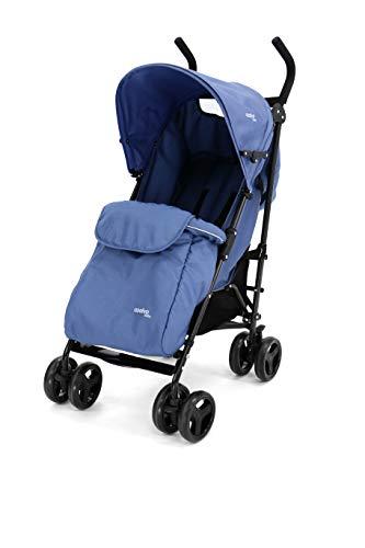 Asalvo - Silla para bebes Montreal, Color Azul