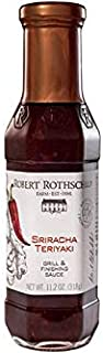 Robert Rothschild Farm Sriracha Teriyaki Sauce 1 Jar- 11.2 oz. net wt.