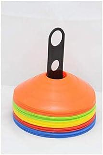 Training Cones, 50 pieces- Mix Color
