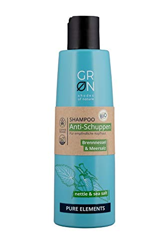 GRN - Shades of Nature Pure Elements Shampoo Nettle & Sea Salt