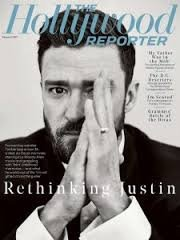 The Hollywood Reporter Magazine (February 17, 2017) Justin Timberlake Cover
