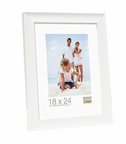 Fotolijst kleur: Bij glanzend, grootte (foto): 40 cm H X 30 cm B