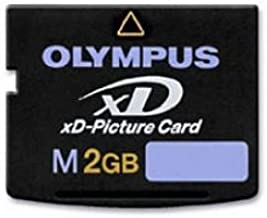 Olympus 2GB xD Picture Card (M Type)