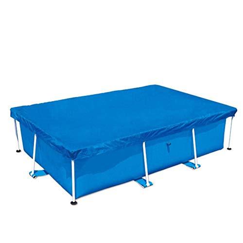 Faderr Pool-Abdeckung, einfach zu bedienen, halten sauber Pool Abdeckung, Polyester, Anti-Staub, rechteckig, regendicht, Schwimmbadabdeckung