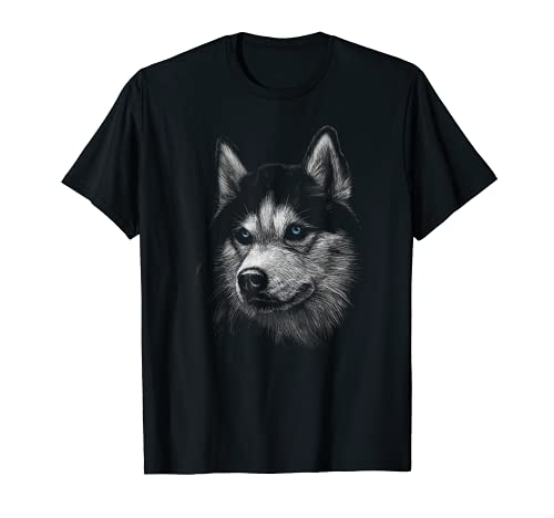 Husky Shirts Nanook der sibirische Husky