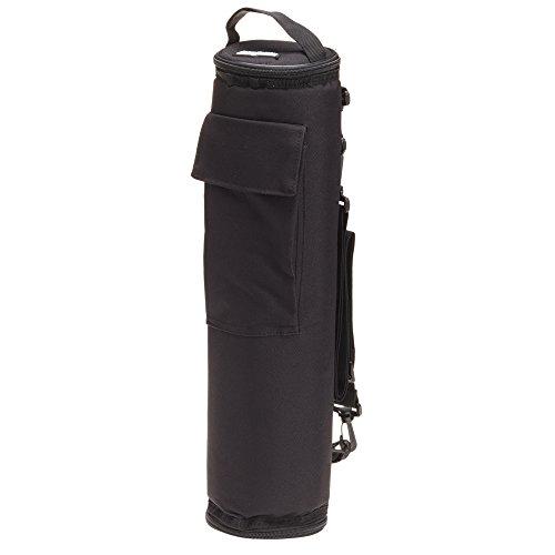FlexiFreeze Freezable Golf Bag Can Cooler, Black