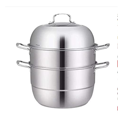 HHTD El vaporizador de Acero Inoxidable de Gran Capacidad es Adecuado para restaurantes Kitchen Kitchen y Otros Lugares