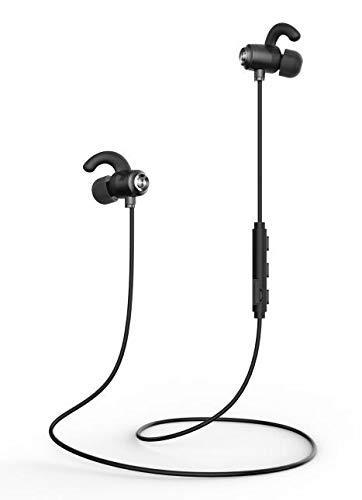 Wireless Earbuds, Juckbo True Wireless Bluetooth Headphones, 3D Stereo Sound in-Ear Earphones, 3 Hours Playtime, Bluetooth 5.0 Wireless Headphones with Built-in Mic and Charging Box