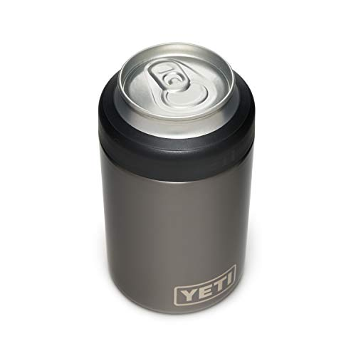 YETI Rambler 12 oz. Colster Can Insulator for Standard Size Cans, Graphite