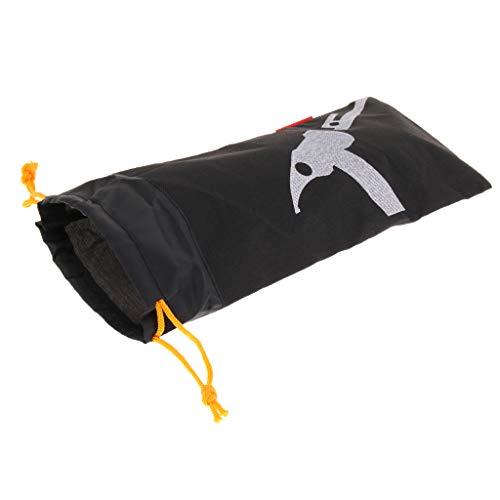 Baoblaze Sac d'outils de réparation de Tente Sacoche Marteau Cordon Rangement