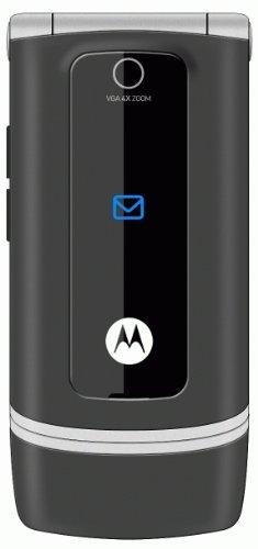 Motorola W375 - Teléfono Móvil Libre - Negro