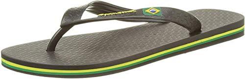 Ipanema - Classic Brasil II Fem, Infradito da Donna, Nero (Black), 39-40