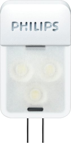 Philips Master LEDcapsuleLV 3 Watt 827 G4 80 Grad nach unten strahlend