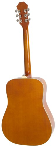 Epiphone Dove PRO - Guitarras electroacústicas, color violinburst