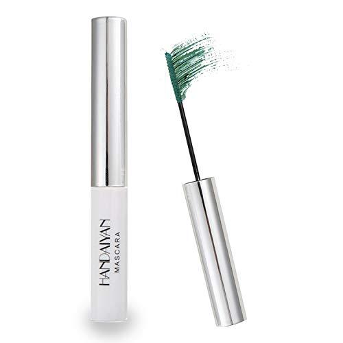 GL-Turelifes 12 Color Mascara Bunte Fasermascara Charmante, langlebige Mascara mit dicken und langen...