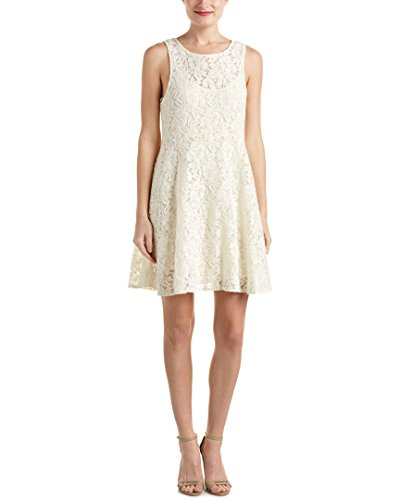 Free People Womens Mesh Lace Casual…