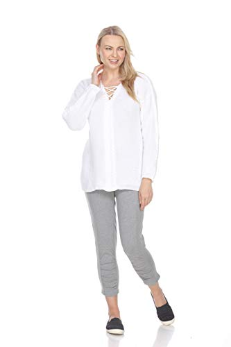 Neon Buddha Spectacular Pullover White X-Large