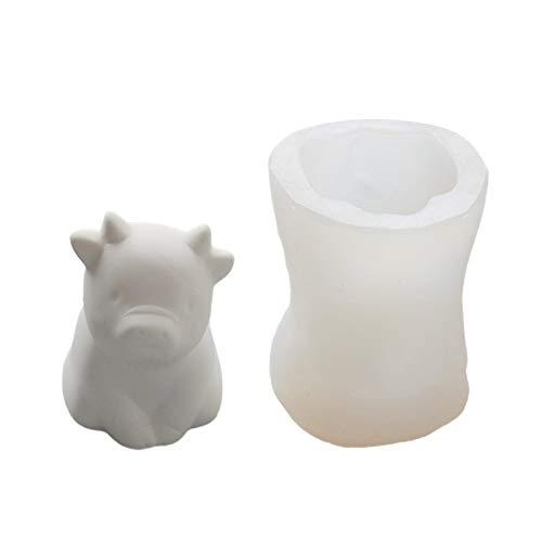 Molde de silicona para decoración de tartas, de arcilla de vino 3D, apto para la fabricación de polvos al chocolate en gelatina de espuma de pan, no tóxico, para bodas