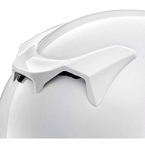 Motodak Ventilation arrière arai qv-Pro Diamond White