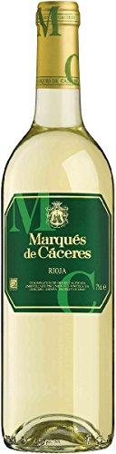 Marqués de Cáceres Blanco Weißwein DOCa Rioja - Viura 2015 Trocken (1 x 0.75l)