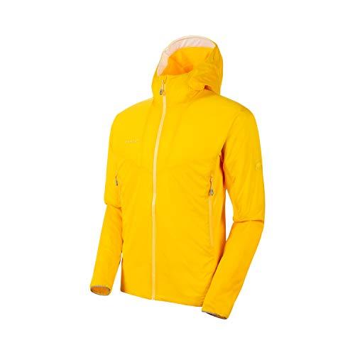 Mammut Herren Rime Light In Flex Funktionsjacke gelb M
