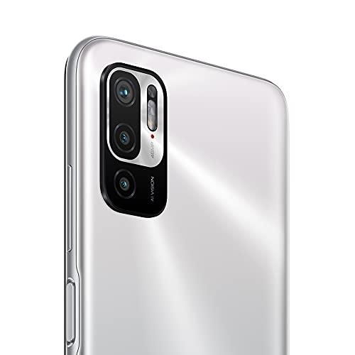 Xiaomi Redmi Note 10 5G Smartphone + Kopfhörer (16,51cm (6,5