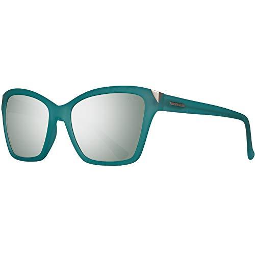 Guess Sun GU 7397 85X-56-18-135 Gafas de sol, Verde (Green), 56 para Mujer