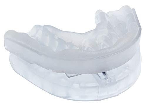 Somnoguard AP 2 Zahnschiene SomnoGuard AP2 Anti-Schnarchschiene Protrusionsschiene im Set mit Snorepast Ratgeber Rückenlageverhinderung bei Schnarchen
