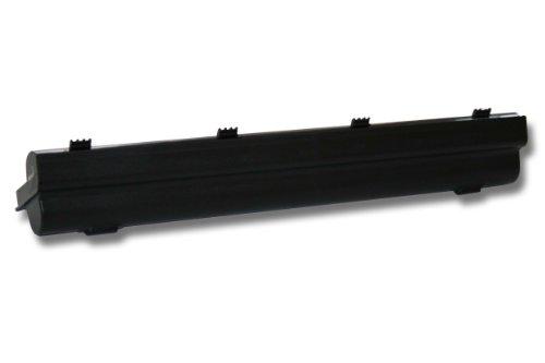 vhbw Akku passend für HP Probook 4330s, Probook 4331s, Probook 4430s, Probook 4431s Laptop Notebook (Li-Ion, 6600mAh, 11.1V, 73.26Wh, schwarz)