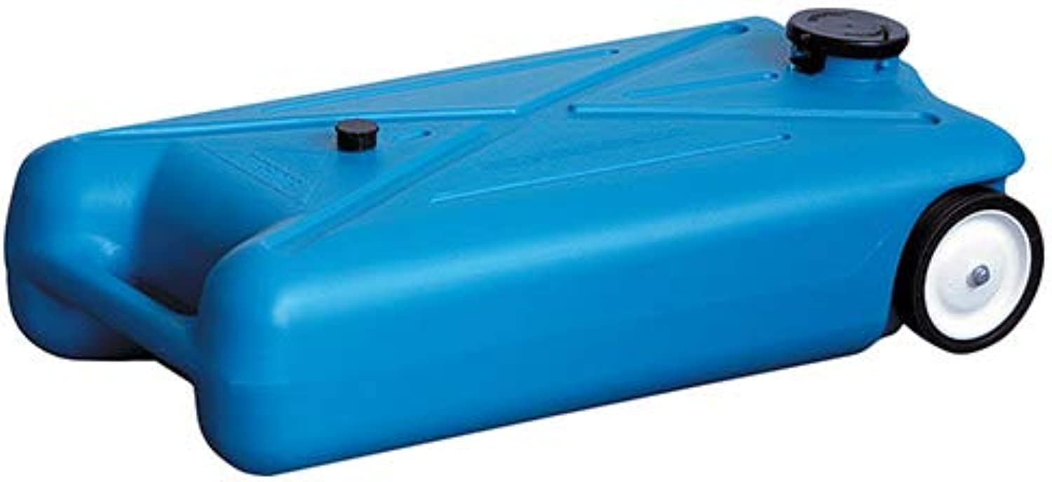 Barker 10893 10 Gallon ToteAlong Drain Water Tank, Gallon