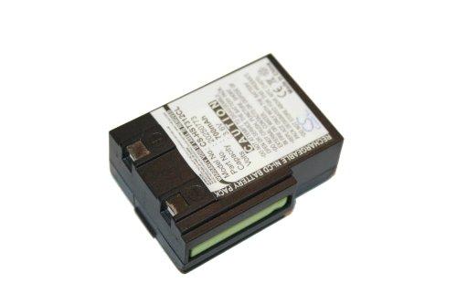 Batterie Ni-CD 700mAh 3.6V compatible pour Hagenuk ST9000 PX T312 Telekom T-Sinus 33 52 SIP Tie Pocket Hitachi HT-A100 Ascom Libra Funk Bosse CT200