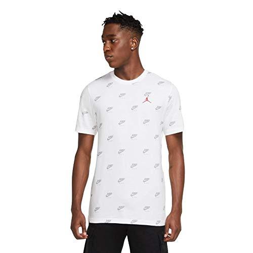 NIKE Jordan Jumpman short sleeve t-shirt, Multicolor, M Men