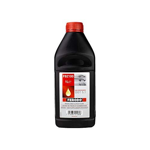 Ferodo FBZ100 Liquide de Frein DOT5.1 (1L)