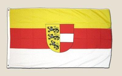 Flagge Österreich Kärnten - 90 x 150 cm [Misc.]