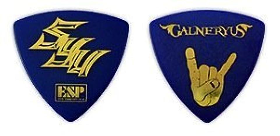 調べる維持退院ESP PA-GS08SD GALNERYUS Syuモデル ギターピック×10枚