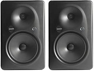 Two Mackie HR824MK2 High Resolution Active Studio Monitors