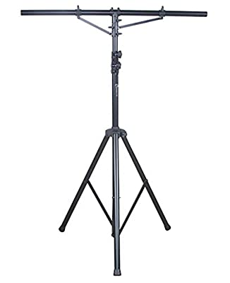 American Dj Lightstand And T Bar 1.5 Inch Tubing Goes To 12 Ft High