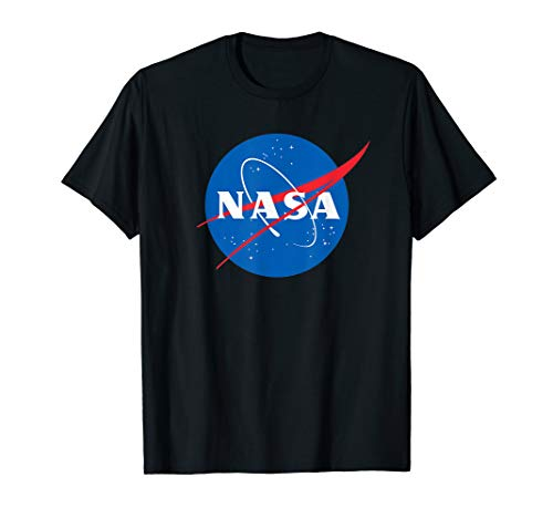 Nasa shirt Officially Licensed Nasa Logo T shirt gift idea T-Shirt