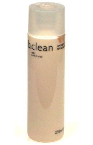 Benetton B.Clean Soft Body Lotion 250 ml, 1er Pack (1 x 250 ml)