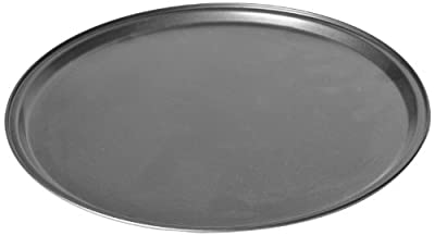 Chloe's Kitchen 201-122 11-Inch Pizza Pan, Full Bottom, Non-Stick