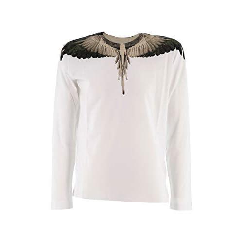 MARCELO BURLON KIDS OF MILAN T-Shirt Camou Wings 10A