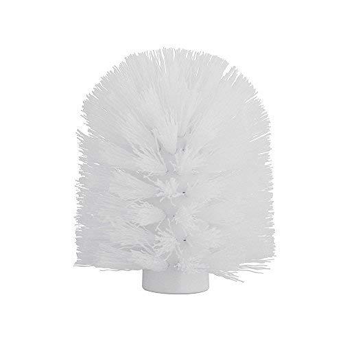 Polipropileno WENKO Escobilla de recambio para Juegos de WC Modelo Blanco 8 x 9.5 x 8 cm