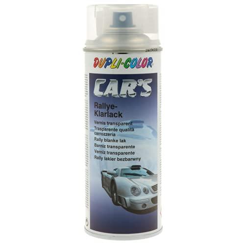 Duplicolor 385858 Spray CAR'S Rallye Vernis, 400 ml