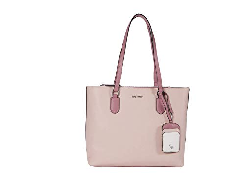 Nine West Eunie Tote Pale Rose Multi One Size